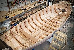 Grote Houten Boot.Bootbouwer Webwinkel